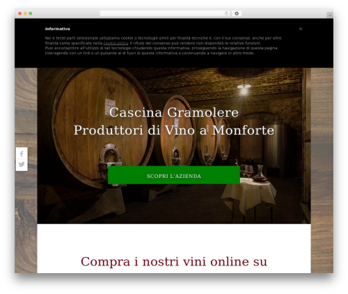 Striking MultiFlex & Ecommerce Responsive WordPress Theme WordPress shopping theme - cascinagramolere.com