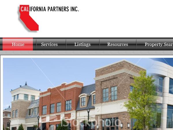 California Partners, Inc. WordPress template