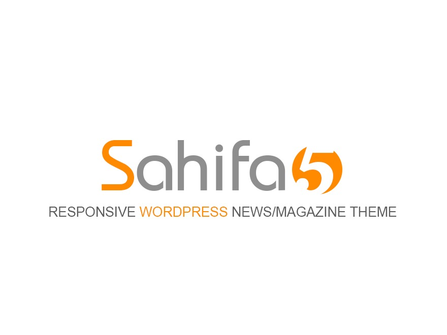 Sahifa WordPress news template