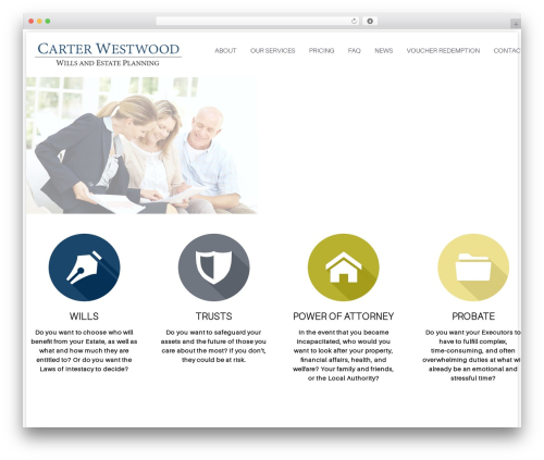 WordPress wp-rss-multi-importer plugin - carterwestwood.co.uk