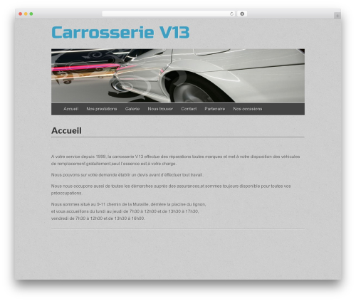 Gridiculous WordPress theme free download - carrosseriev13.ch