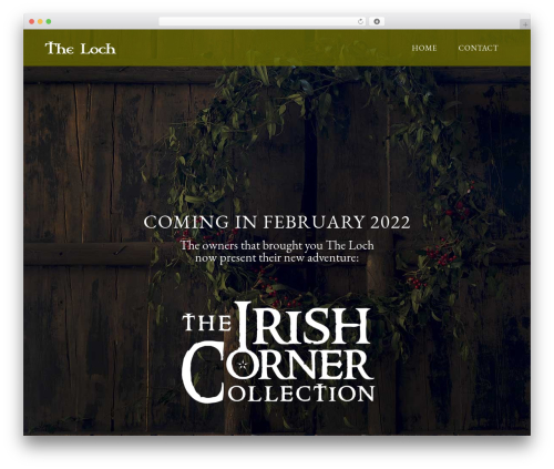 Central free WP theme - theloch.net.au
