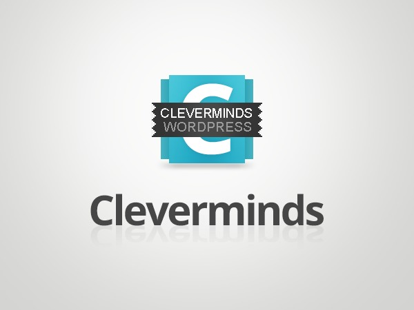 Cleverminds personal WordPress theme