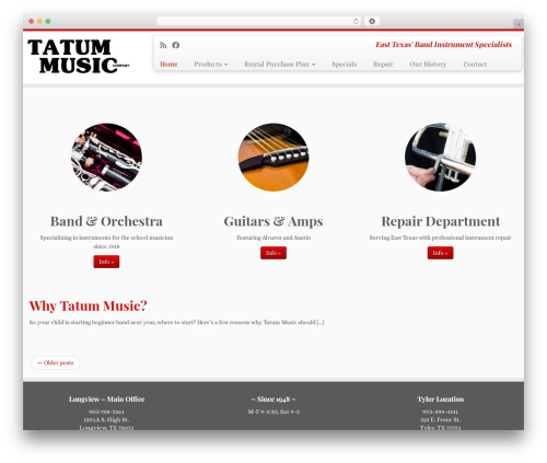 Customizr theme free download - tatummusic.net