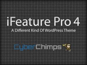iFeature Pro WordPress blog template