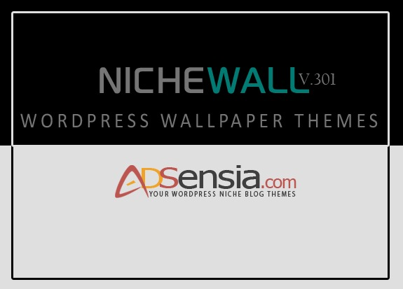 NicheWall V.301 WordPress blog theme