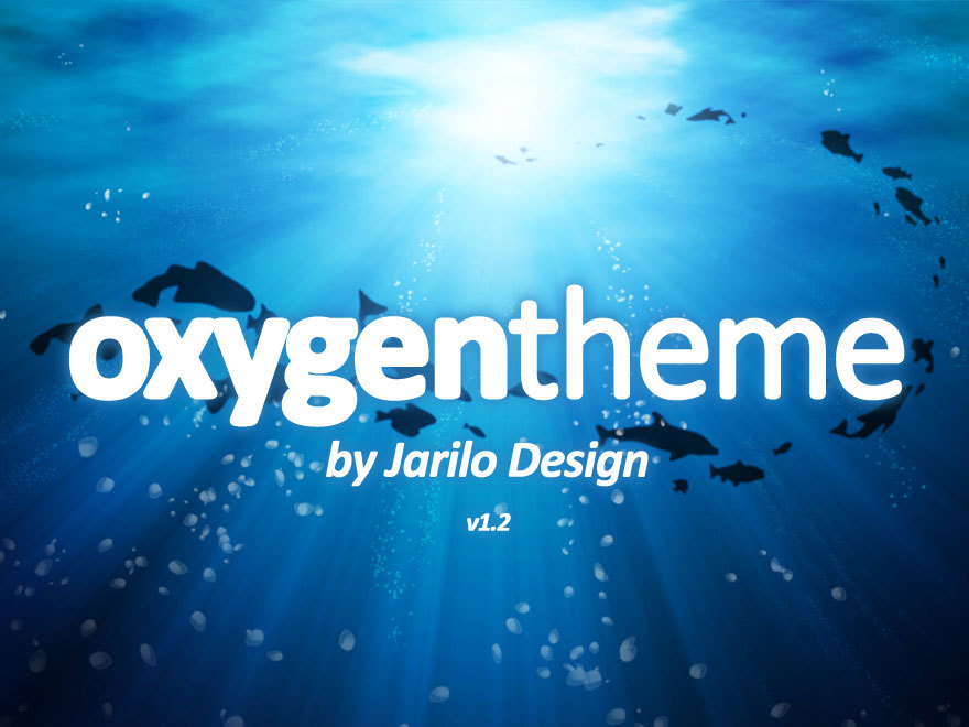 Oxygen Theme WordPress ecommerce template