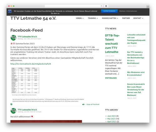 Poseidon WordPress free download - ttv-letmathe54.de