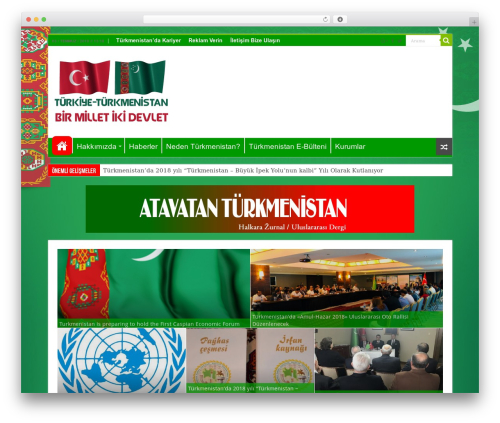 Free WordPress SlickQuiz plugin - turkiye-turkmenistan.com