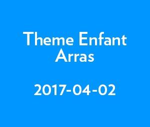 Theme Enafnt Arras - UNRP newspaper WordPress theme