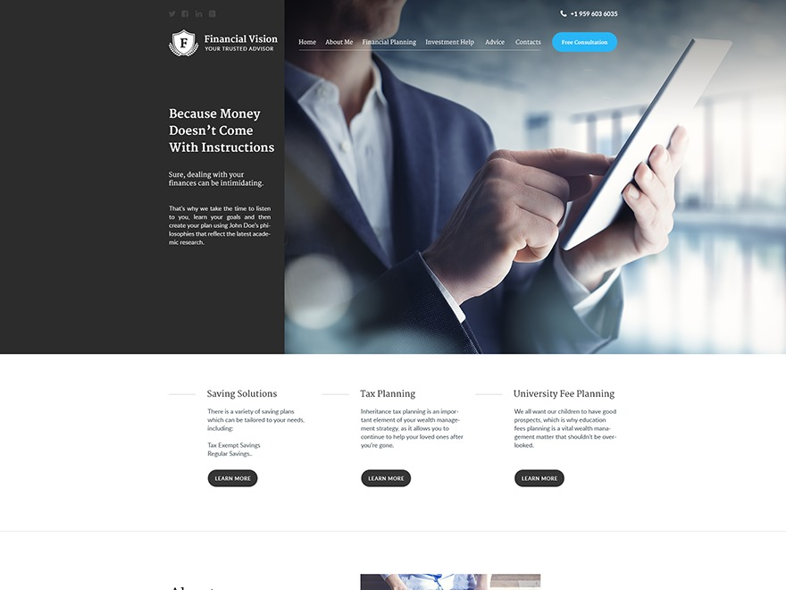 theme57761 premium WordPress theme