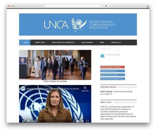 Free WordPress ARVE Advanced Responsive Video Embedder (YouTube, Vimeo, HTML5 Video …) plugin - unca.com