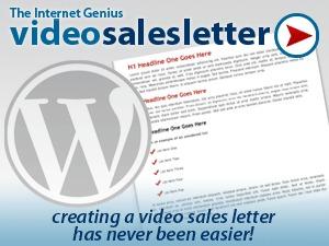 Video sales letter wordpress video template by ben cope video sales letter wordpress video template spiritdancerdesigns Gallery