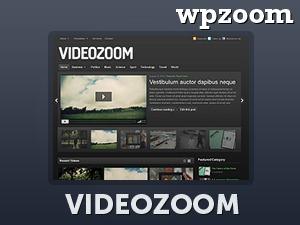 Videozoom WordPress movie theme