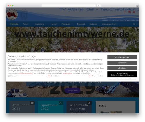 Free WordPress Events Made Easy plugin - tauchenimtvwerne.de