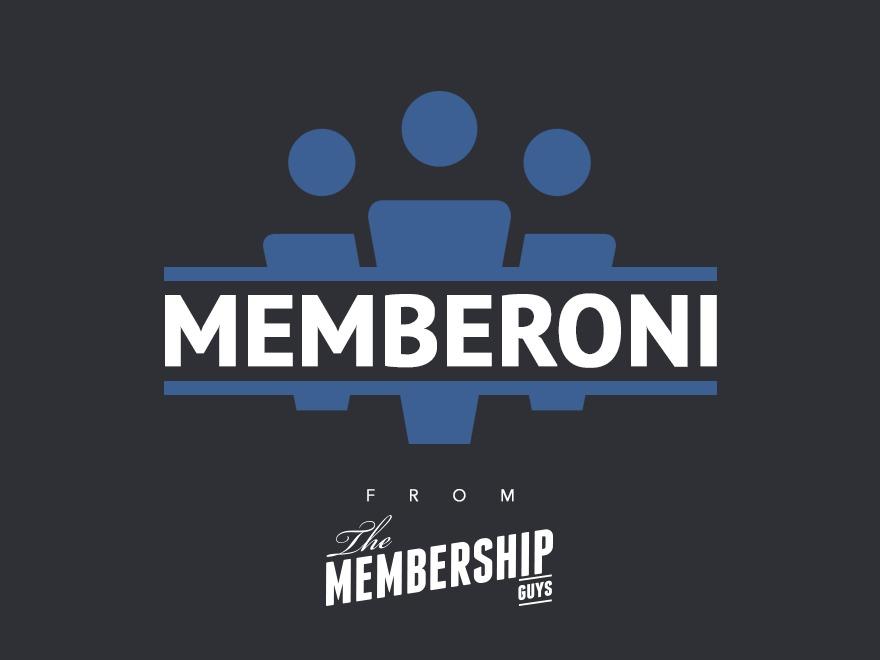 WordPress theme Memberoni: Membership Site Theme
