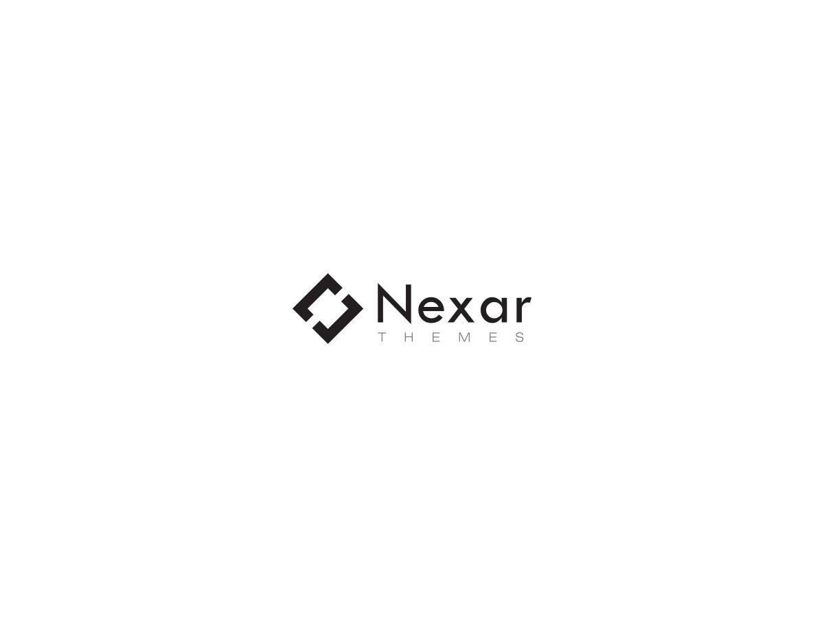 WordPress website template Nexx