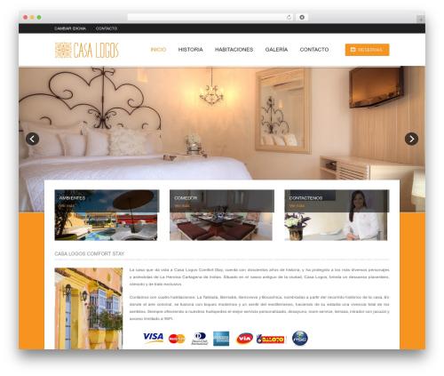 WordPress theme Hotec - casalogos.com