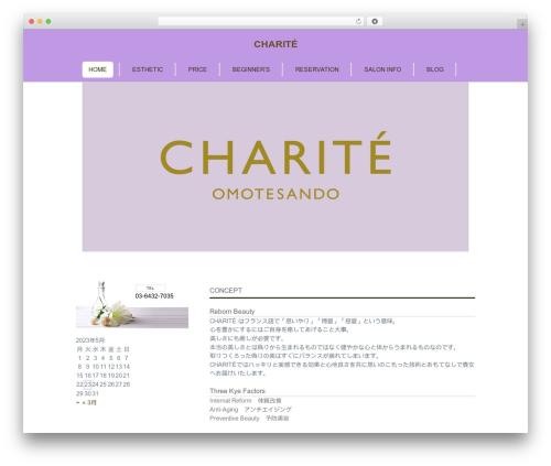 Theme WordPress responsive_028 - charite-nico.com