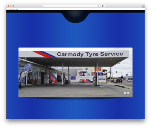 WordPress theme Crea - carmodys.com.au