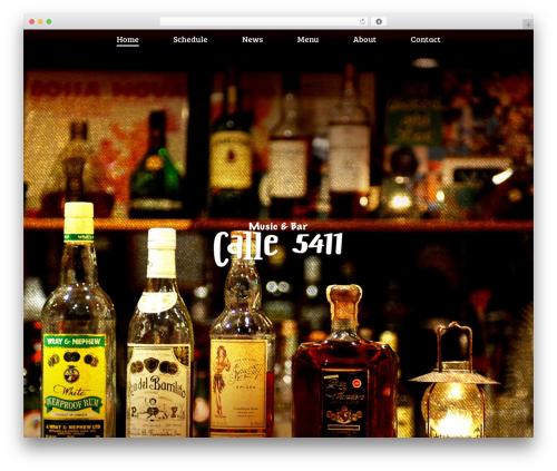 GRAFFIZZ_ORIGINAL theme WordPress - calle5411.com