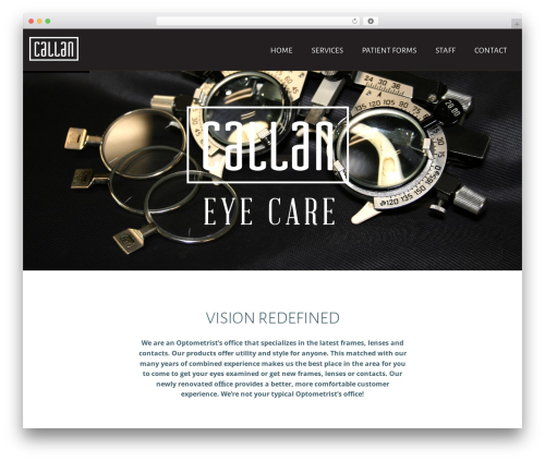 WordPress amazing-hover-effects-pro plugin - callaneyecare.com