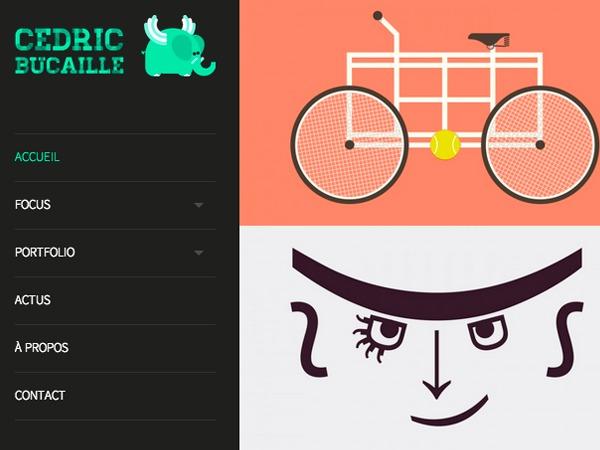 cedric-bucaille wallpapers WordPress theme