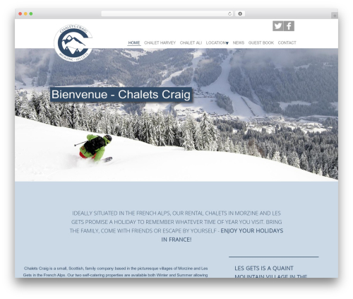 Free WordPress Contact Form by WPForms – Drag & Drop Form Builder for WordPress plugin - chaletscraig.co.uk