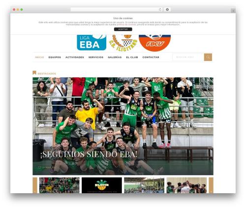 ReadAndDigest WordPress page template - cbilicitano.es