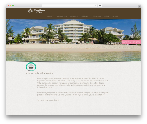 Free WordPress Responsive Lightbox & Gallery plugin - caribclub.com