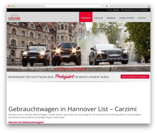 Free WordPress Snazzy Maps plugin - carzimi.de