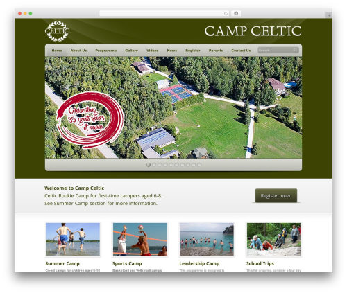 Startup WordPress theme download - campceltic.ca