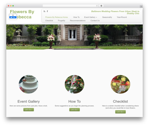 Customizr template WordPress free - charmcityflowers.com