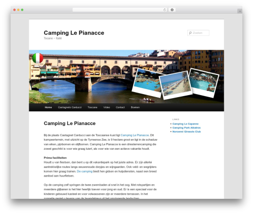 Twenty Eleven WordPress theme free download - campinglepianacce.nl