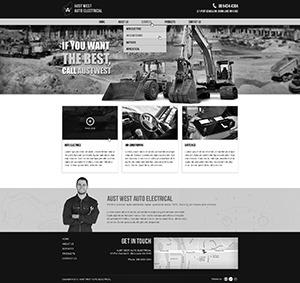 PWD Default Theme 2 1 Layout 01 theme WordPress by Perth Web Design