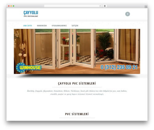Theme WordPress Dream Spa - cayyolu-pvc.com