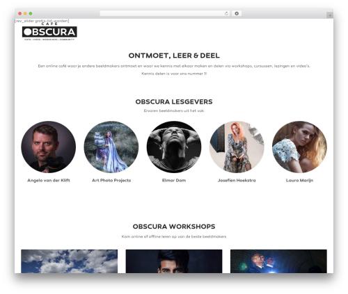 WordPress vibe-course-module plugin - cafeobscura.nl
