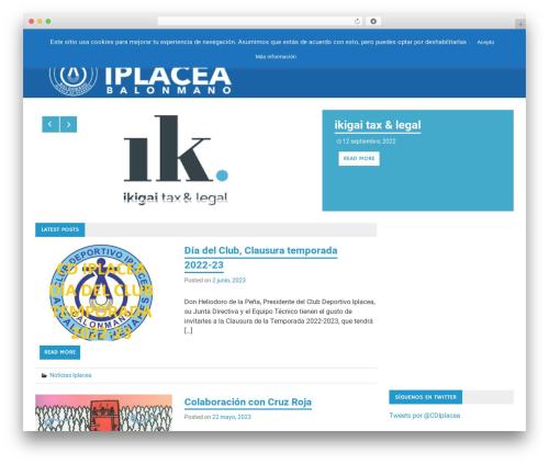 Merlin WordPress theme download - cdiplacea.es