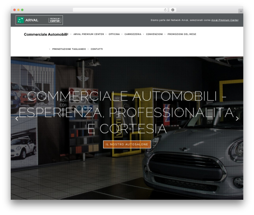 WordPress ut-portfolio plugin - commercialeautomobili.it