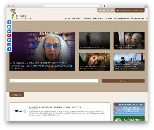 WordPress widgets-for-siteorigin-pro plugin - fundacionreflejosdevenezuela.com
