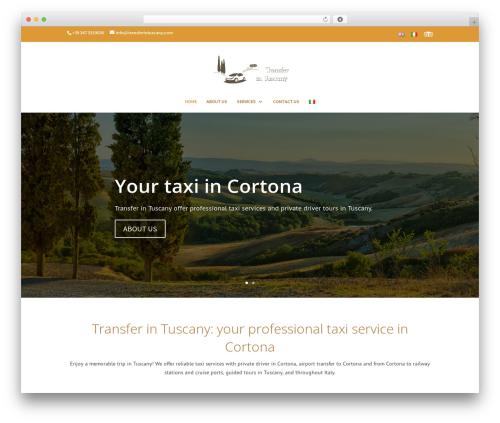 Free WordPress WordPress Carousel plugin - transferintuscany.com/home