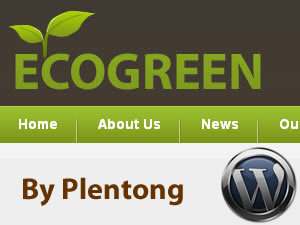 EcoGreen WP template