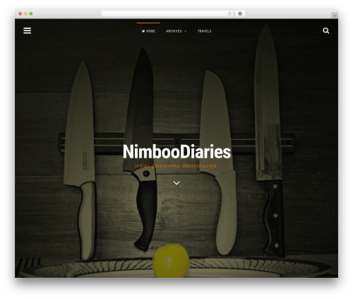 Free WordPress WP Header image slider and carousel plugin - thenimboodiaries.com