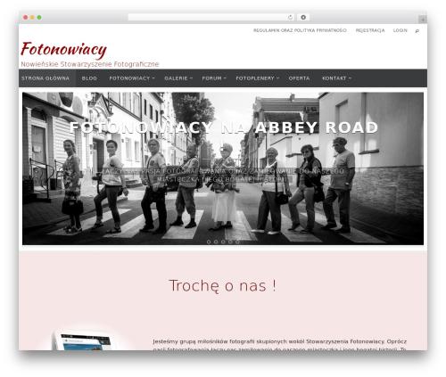 Free WordPress WP Photo Album Plus plugin - fotonowiacy.pl