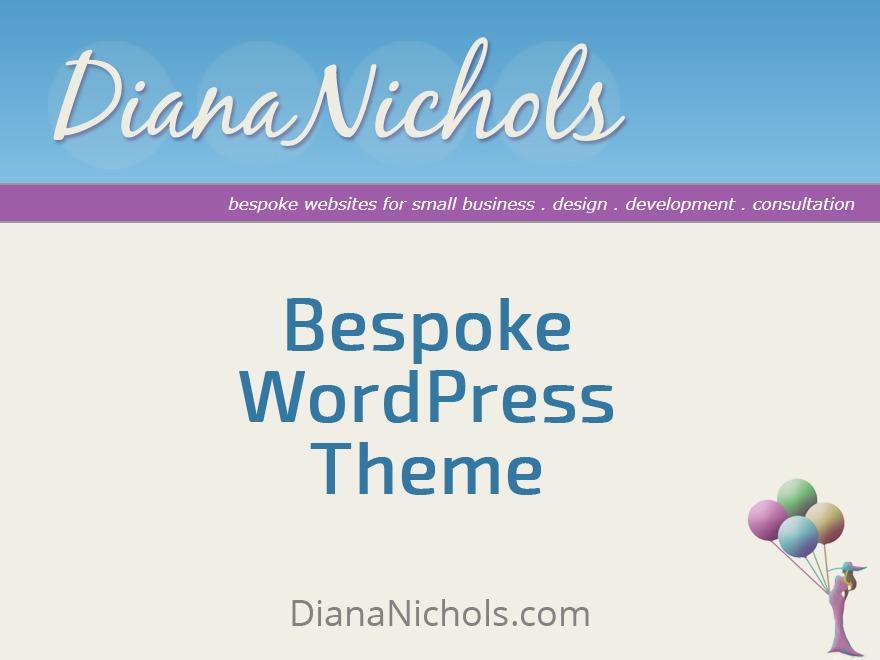 Sterling Child WordPress theme