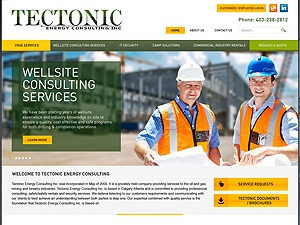 Tectonic best portfolio WordPress theme