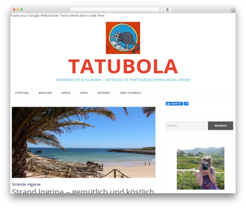 Theme WordPress Epic - tatubola-blog.com