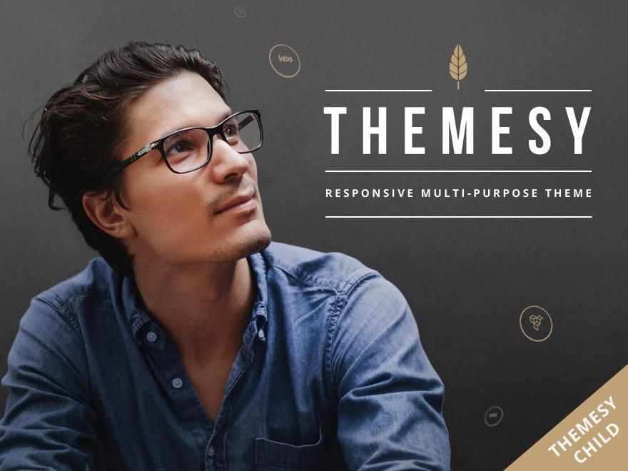 Themesy Child business WordPress theme