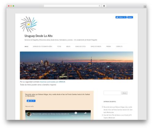 Twenty Twelve WordPress theme free download - uruguaydesdeloalto.com
