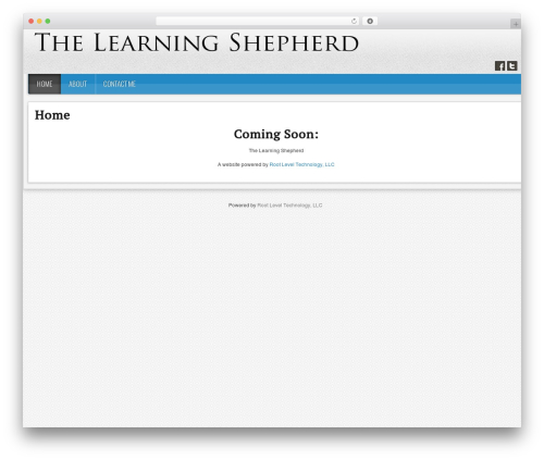 WP theme Voxel - thelearningshepherd.com